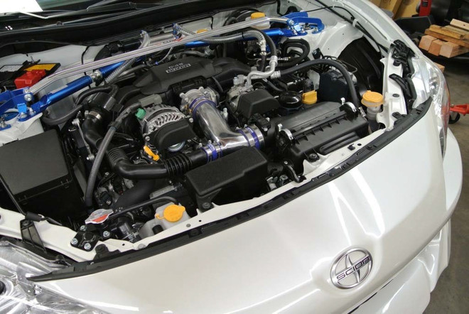 HKS Premium Intake Suction Kit for Scion FR-S & Subaru BRZ