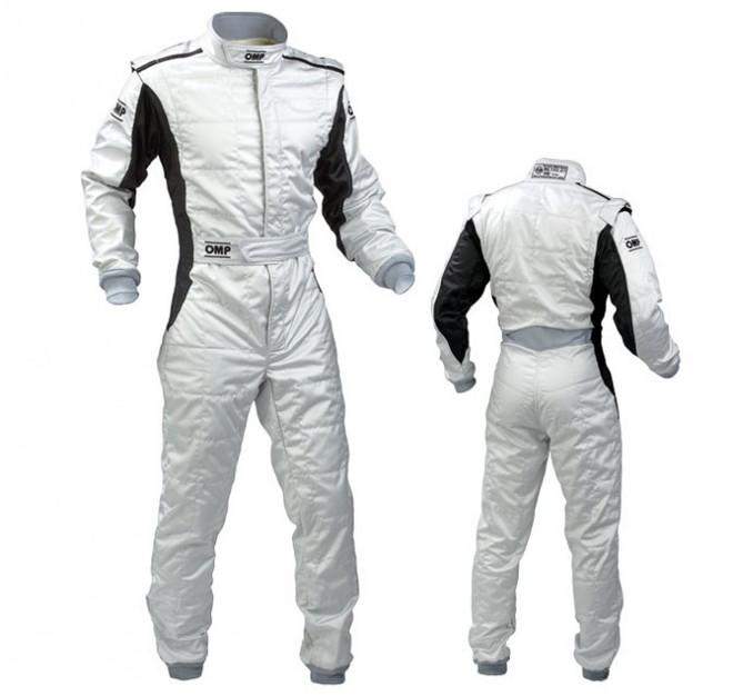 OMP Technica Plus 2 3-Layer Professional Race Suit - FIA