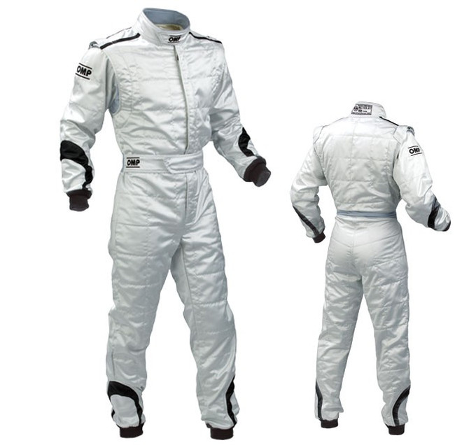 OMP Re Act Ultra Light 3-Layer Professional Race Suit - FIA