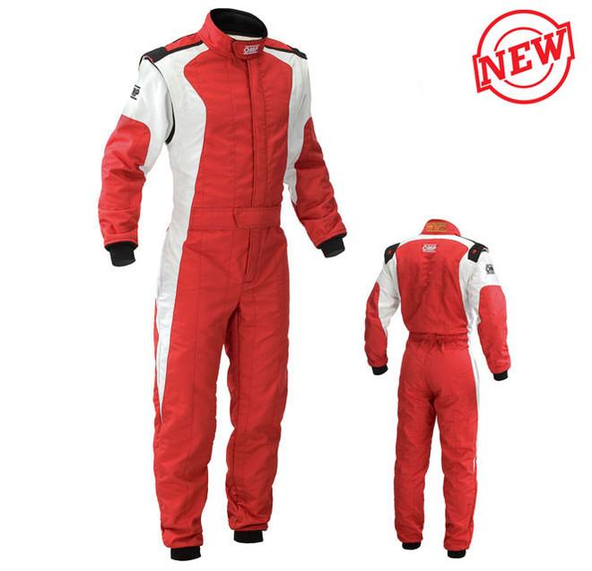 OMP Dart 2-Layer Professional Race Suit - FIA