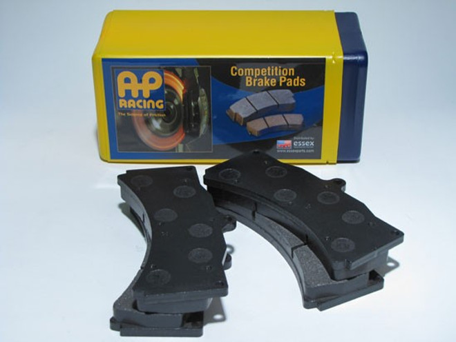 AP Racing C300 Endurance Brake Pads Mitsubishi Evo X - Rear