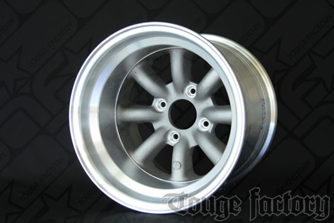 RS Watanabe R-Type Aluminum Racing Wheels 14x11 -44