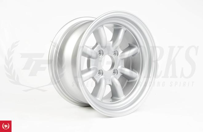 RS Watanabe R-Type Aluminum Racing Wheels 15x8.5 -6