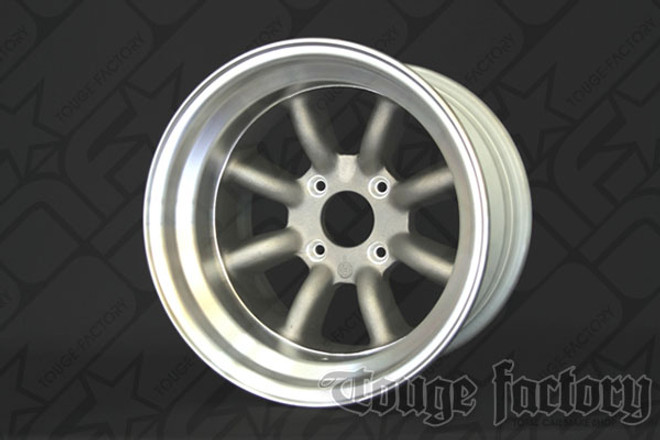 RS Watanabe R-Type Aluminum Racing Wheels 15x10.5 -32