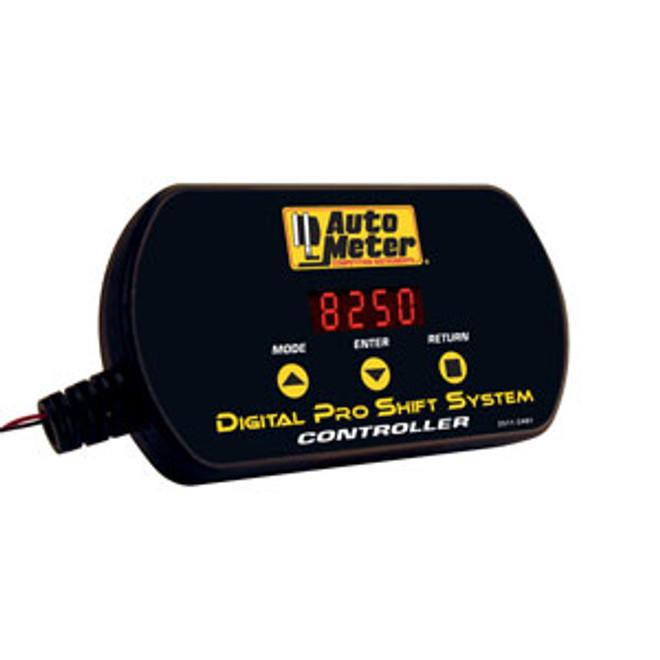 Auto Meter Elite Pit Road Tachometer Programmer