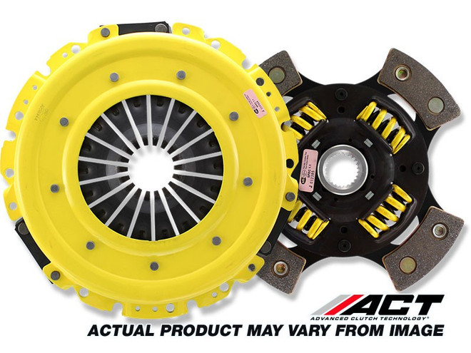 ACT Heavy Duty Race 4-Puck Sprung Clutch Scion FR-S & Subaru BRZ