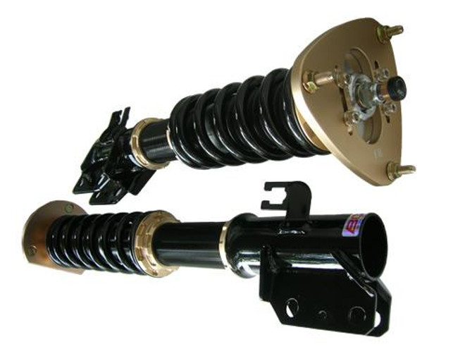 BC Racing BR Coilovers - Nissan GTR R35