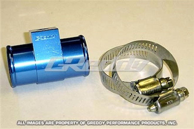 GReddy 32mm Radiator Hose Adapter - Water Temp Sensor