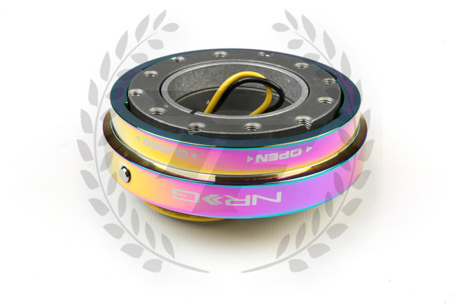 NRG Thin Version Quick Release Kit - Neochrome