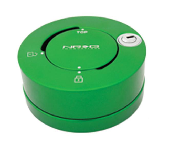 NRG Quick Lock Green