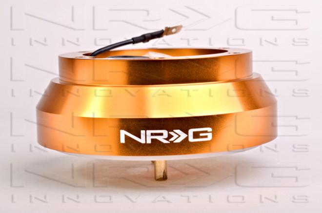 NRG Short Hub for Nissan 240SX S13 / S14 - Rose Gold
