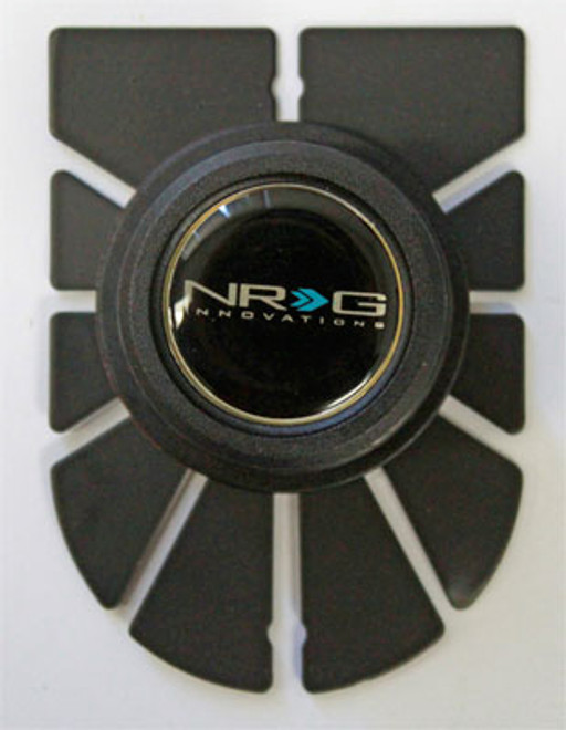 NRG Quick Lock Holder - Matte Black