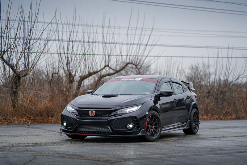 FK8 Civic TypeR Review and a Baseline Dyno Session.
