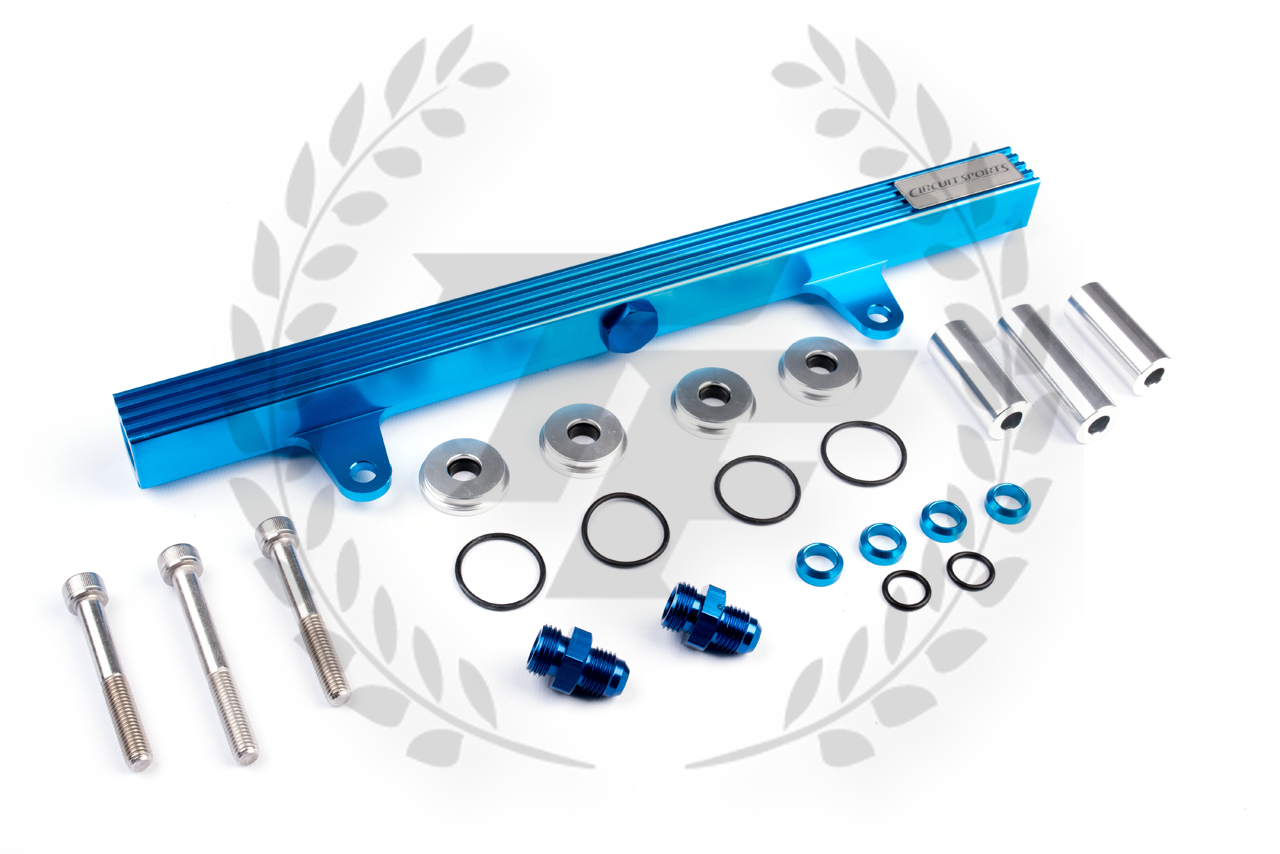 Circuit Sports Billet Top Feed Fuel Rail Kit for Nissan S13 SR20DET