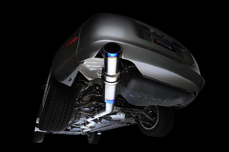 b477ca6275a8 Tomei ExPreme Ti Full Titanium Catback Exhaust System - JZA80 Toyota Supra