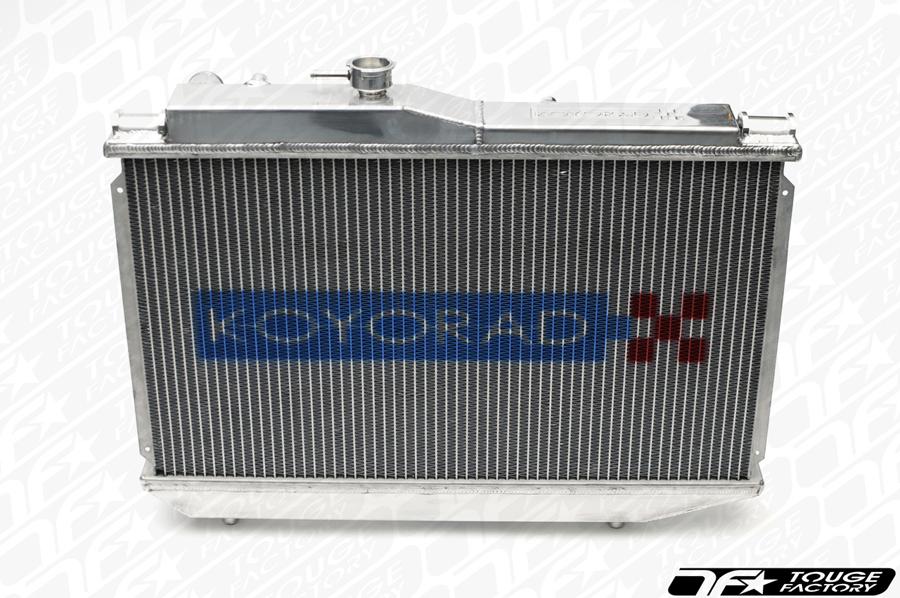 VH060245 MT 89-97 Mazda MX-5 Miata 1.6//1.8L Koyo Radiator