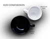 20oz. BLACK - Large Coffee Cup - WCTH