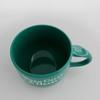 20oz-CoffeeCup GREEN - TOP