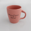 12 oz When Calls the Heart coffee cup - Front