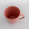 12 oz When Calls the Heart coffee cup - Top