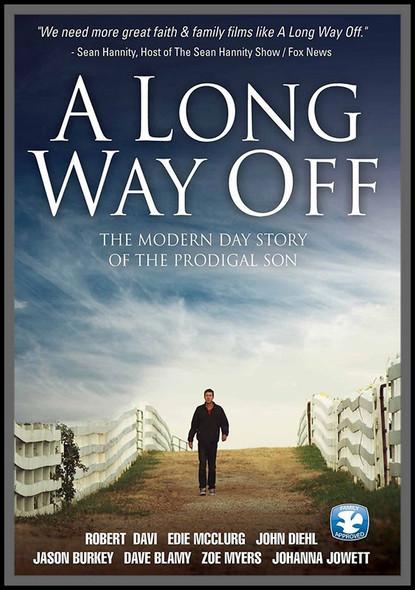 A Long Way Off - DVD