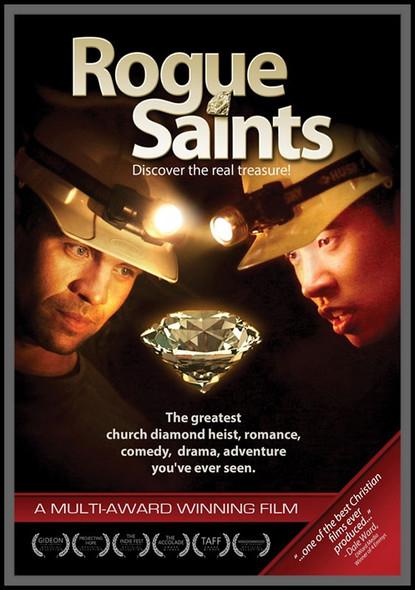 Rogue Saints - DVD