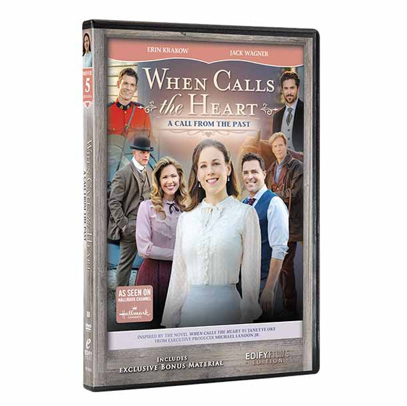 A Call from the Past (S6 - DVD 5) - Front cover with spine