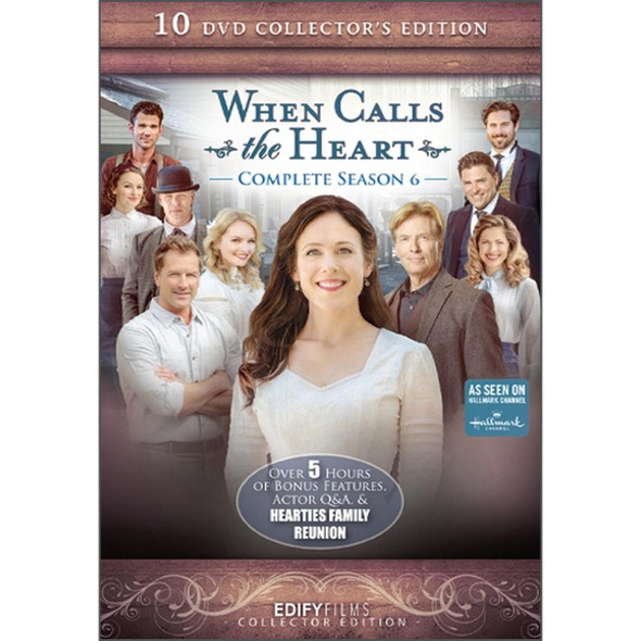Cover of Season 6 When Calls the Heart box set