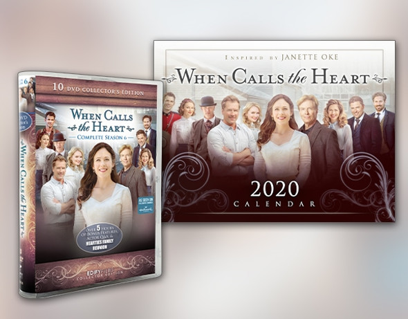 WCTH - Season 6 Box Set and 2020 Calendar - Bundle