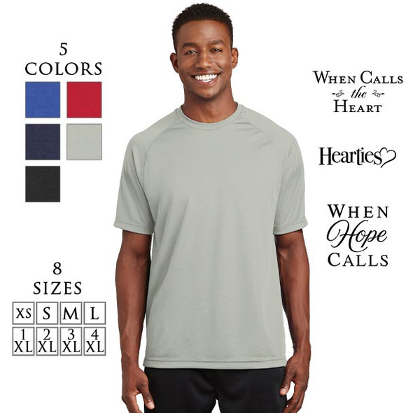 SHIRT-T473 with choice of logo, color, and size