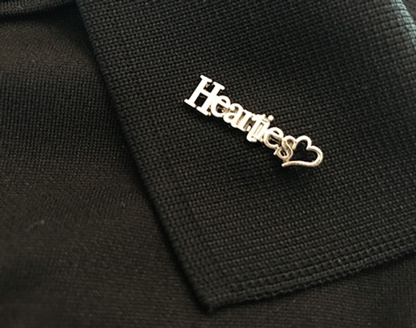 Hearties Lapel Pin