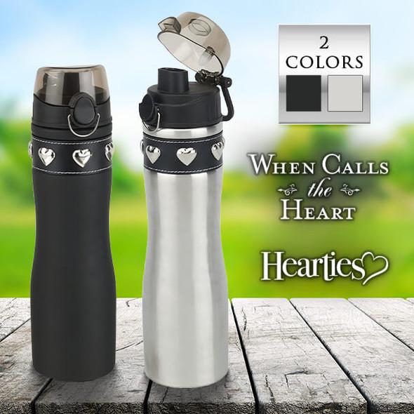 Water Bottle (WCTH Logos)