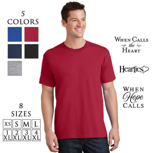 SHIRT-PC54 with choice of color, logo and size