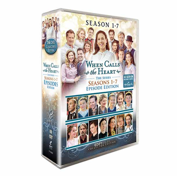 Season 1-7 Episodes Collection box set