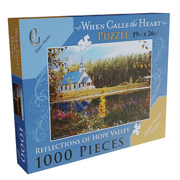 Reflections of Hope Valley 1000 Piece puzzle