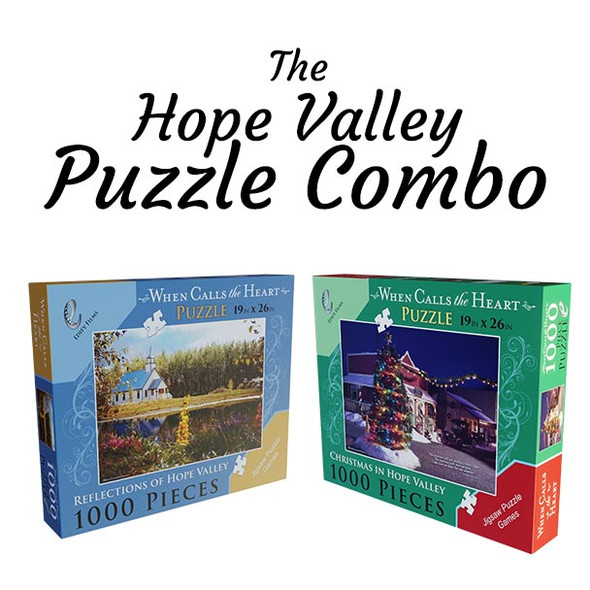 The Hope Valley Puzzle Combo