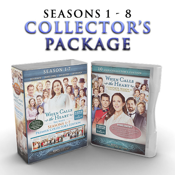 Seasons 1-8 Collector's Package