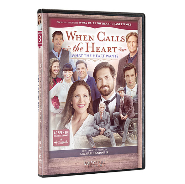 What the Heart Wants (S8 - DVD 3)