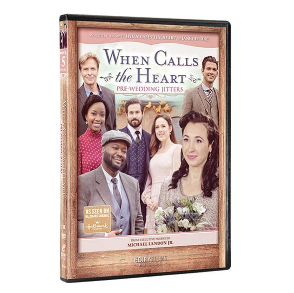 Pre-Wedding Jitters (S8 - DVD 5)