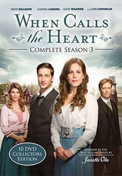 WCTH - Complete Season 3 (DVD Collector's Edition)