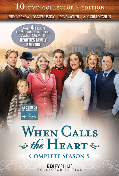 WCTH - Complete Season 5  (DVD Box Set)