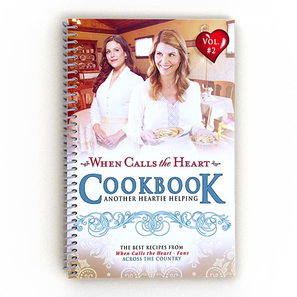 Cookbook Volume 2 Front cover
