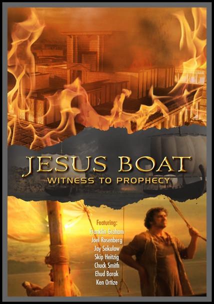 Jesus Boat - DVD