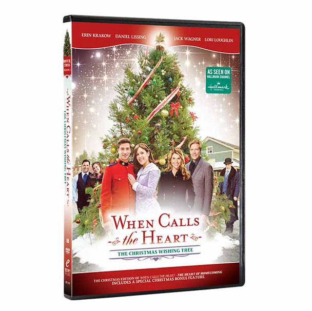 The Christmas Wishing Tree  (S5 - DVD 1  - Xmas Edition) - Front cover with spine