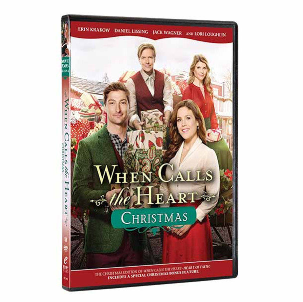 WCTH - Christmas (S4 - DVD 1 - Xmas Edition) - front cover with spine