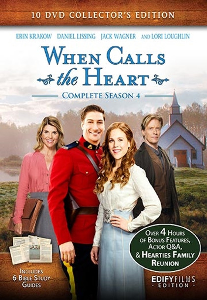 WCTH - Complete Season 4 (DVD Collector's Edition)
