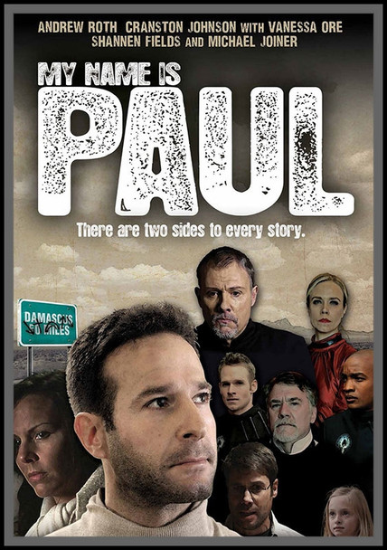 My Name is Paul - DVD