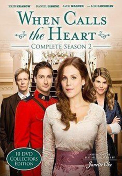 WCTH - Complete Season 2 (DVD Collector's Edition)