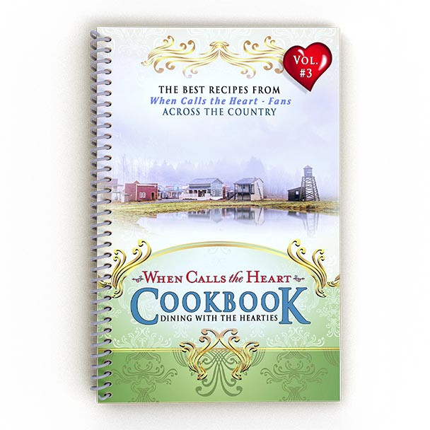 Cookbook volume 3 - Front cover