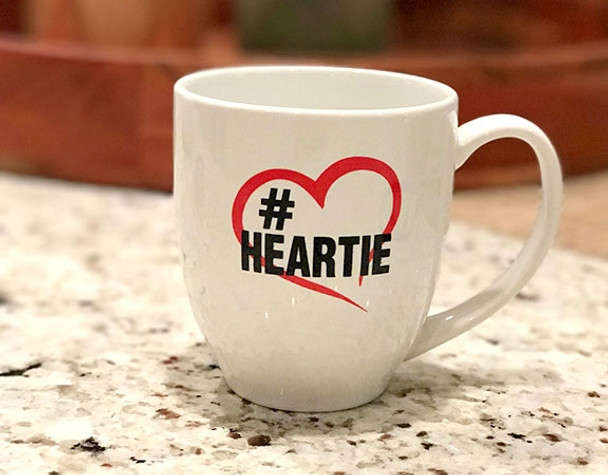 #Heartie - Coffee Cup